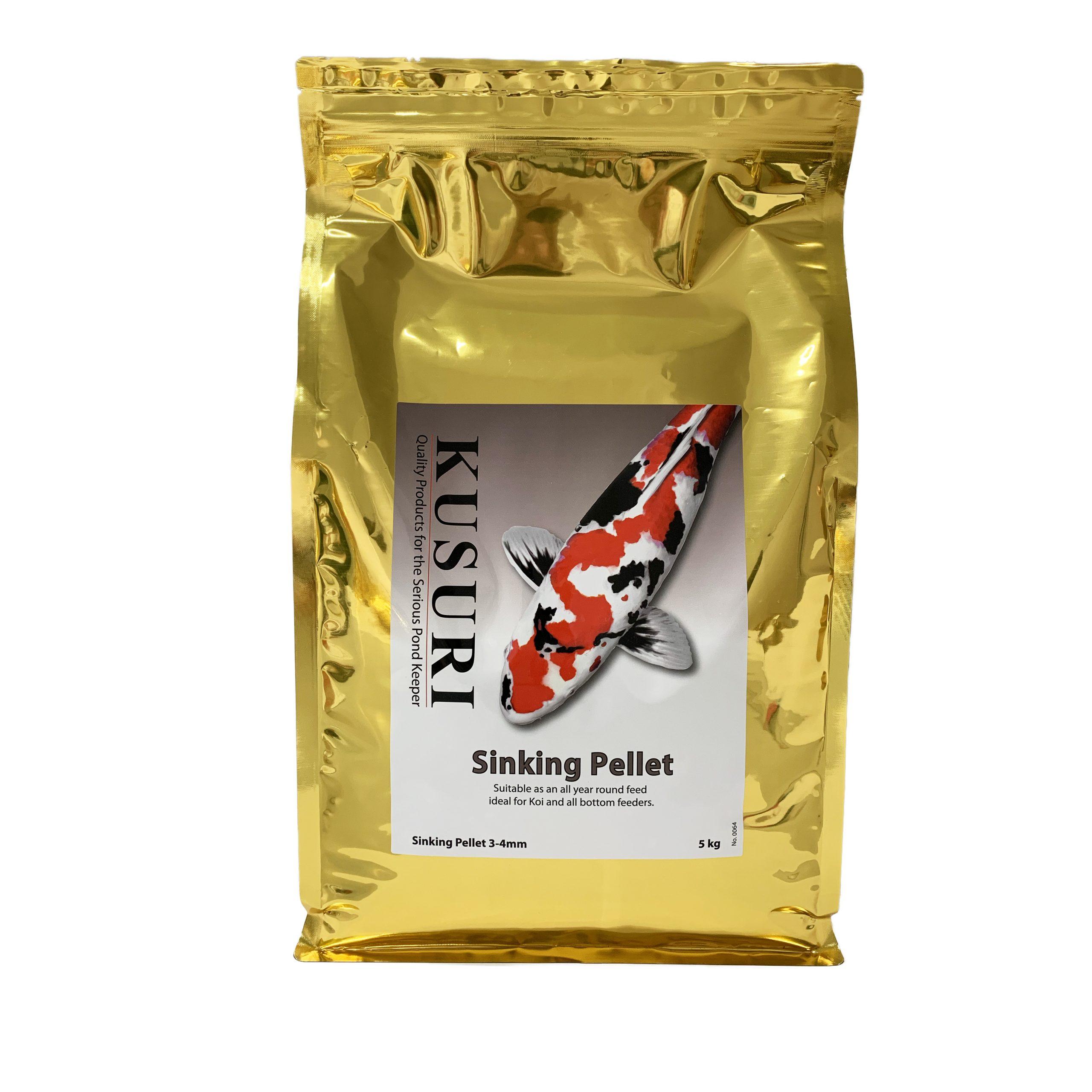 Kusuri Sinking Pellet Food Kusuri Products